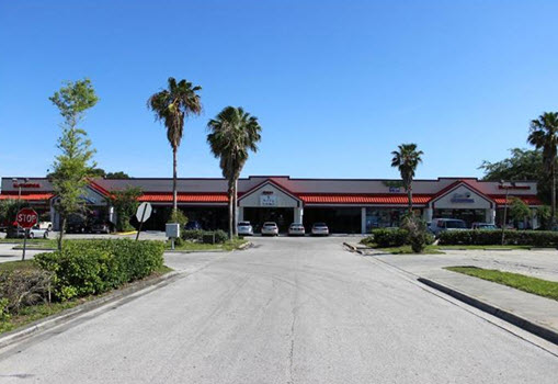 Osceola Parkway Retail Center