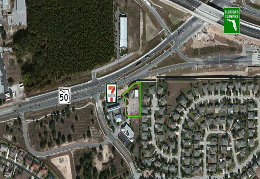 1.02 +/- Acre Commercial Land