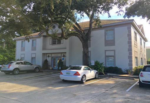 Robinson Street Office