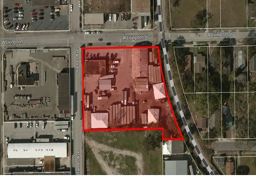 1.67 AC Near Downtown Orlando