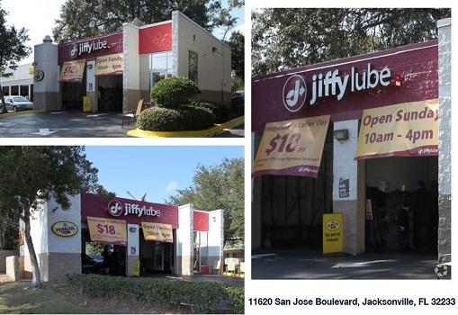 Jiffy Lube Portfolio