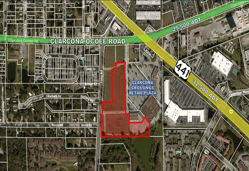 8.22 +/- AC Near US 441 || Buy Commercial Property in Orlando, Florida