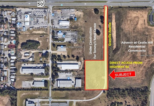 4.77+/- AC Vacant Land
