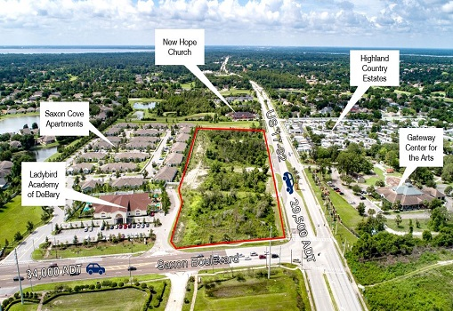 Pad-Ready Site on US 17-92 - Price Reduction!