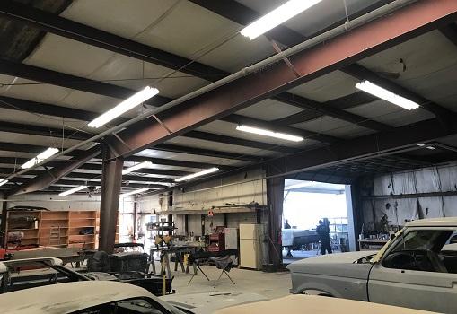 Riverside Industrial Warehouse