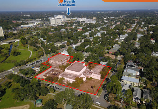 Entitled Mixed-Use Redevelopment Site in Jax