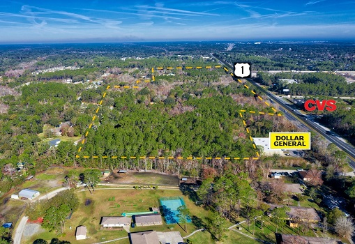 16.22 +/- Acres Along US 1
