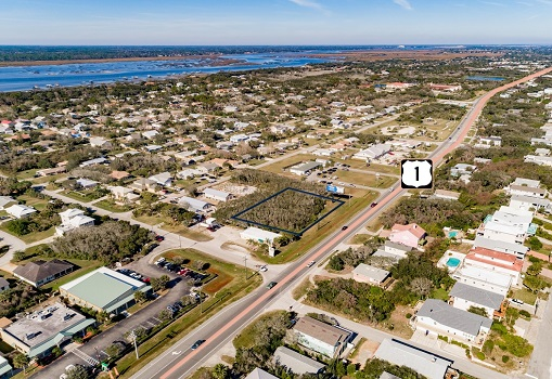 0.74 Acres in St. Augustine