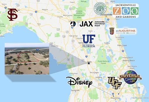 Ocala Development Site