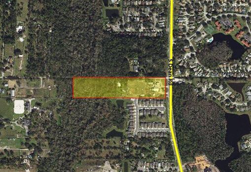 9.68 Acres Residential Land