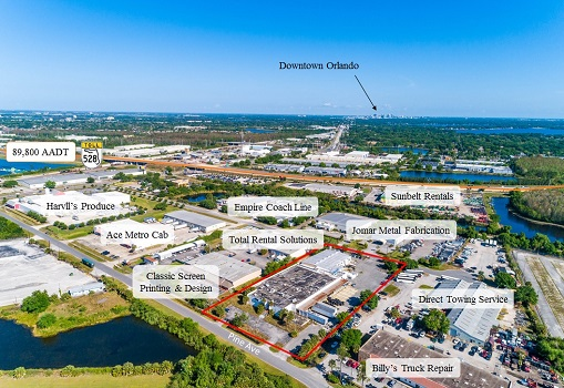 Pine Center Industrial || Buy Commercial Property in Orlando