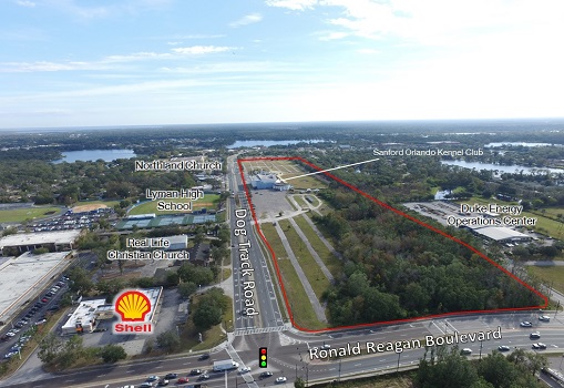 Mixed-Use Redevelopment Site Near US 17-92 || Buy Commercial
