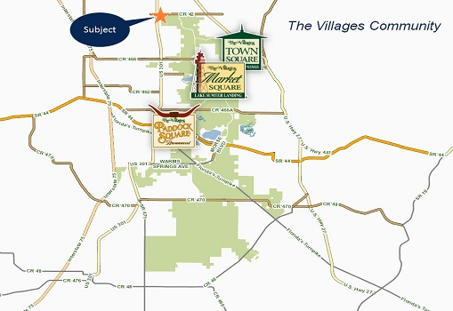 8.50 AC Near the Villages