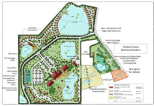 Seniors Housing Development at Outback Oasis