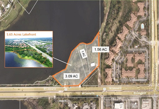 Lake Sherwood Apartments - Redevelopment in Orlando Opportunity Zone