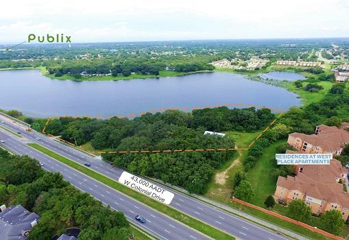 Lake Sherwood Apartments - Redevelopment in Orlando Opportunity Zone