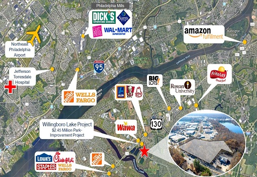 4.41 AC Industrial Site Near New Amazon Fulfillment