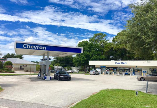 Chevron/ Lil' Sammy's