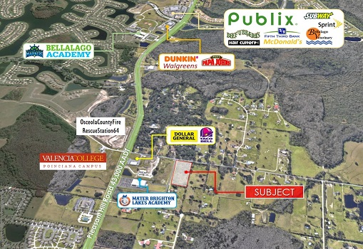 5.00 Acres in Kissimmee