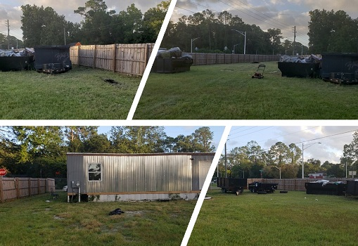 Vacant Commercial Lot in Jacksonville