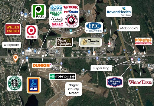 Southside Business Park Buy Commercial Property In Bunnell Florida