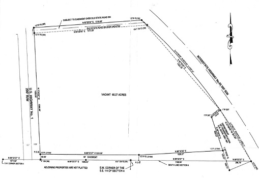 65.27+/- Acres Along Interstate 95