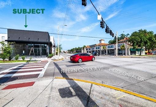 Starbucks Orlando - New Construction