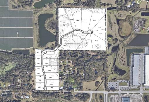 Southern Oaks East Development