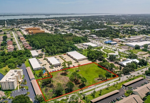 2.54+/- Acres Mixed-Use Land in Rockledge