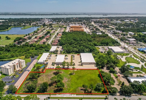 3 Acres Commercial Land in Rockledge