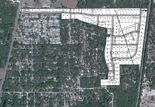 Shady Oaks Phase 3 Mobile Home Park Development