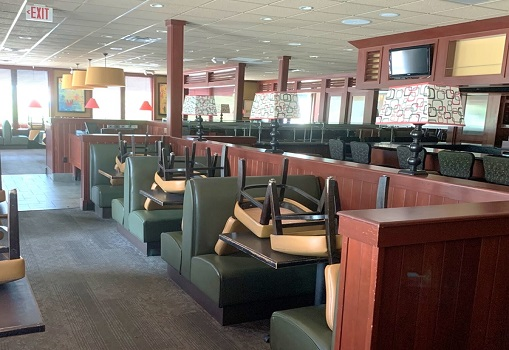 Former Ruby Tuesday