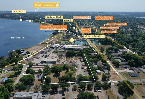 Downtown Clermont M-U Prime Redevelopment Site