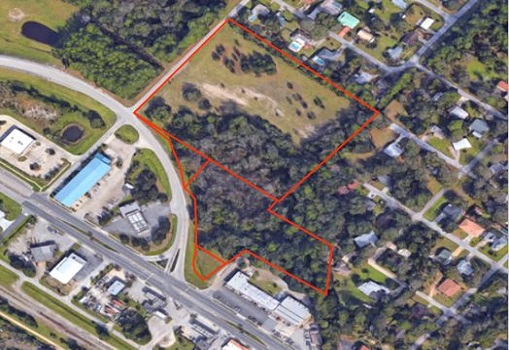 10.38 AC Commercial Site