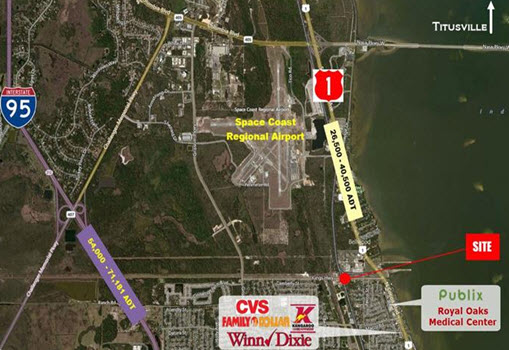 3.40 Acres Vacant Commercial