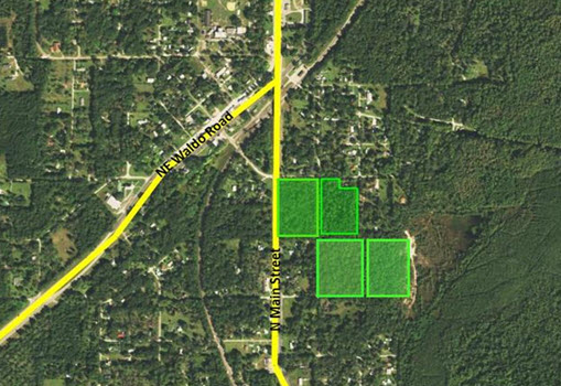 19.37 Acres Commercial Site