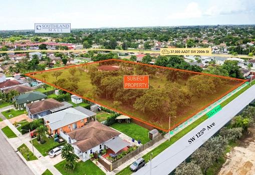 Residential Miami Development Site
