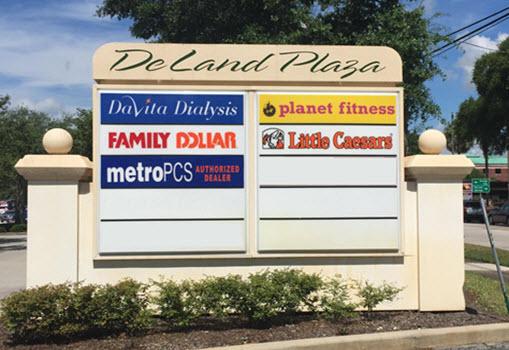 DeLand Plaza